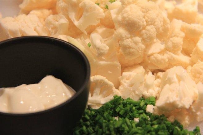 Cauliflower & Chives
