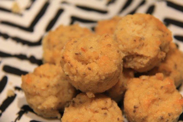 lemon chia seed muffins4