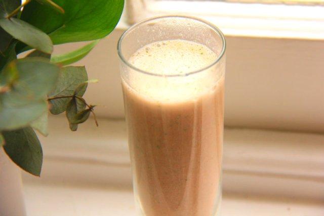 Mintry Strawberry Banana shake2